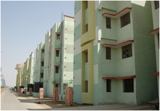 Housing for Urban Poor at Scheme no. 134 & Scheme no. 78-I and 155