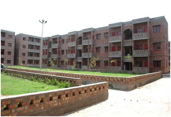 Housing for Urban Poor at Bawana, Narela and Bhorgarh